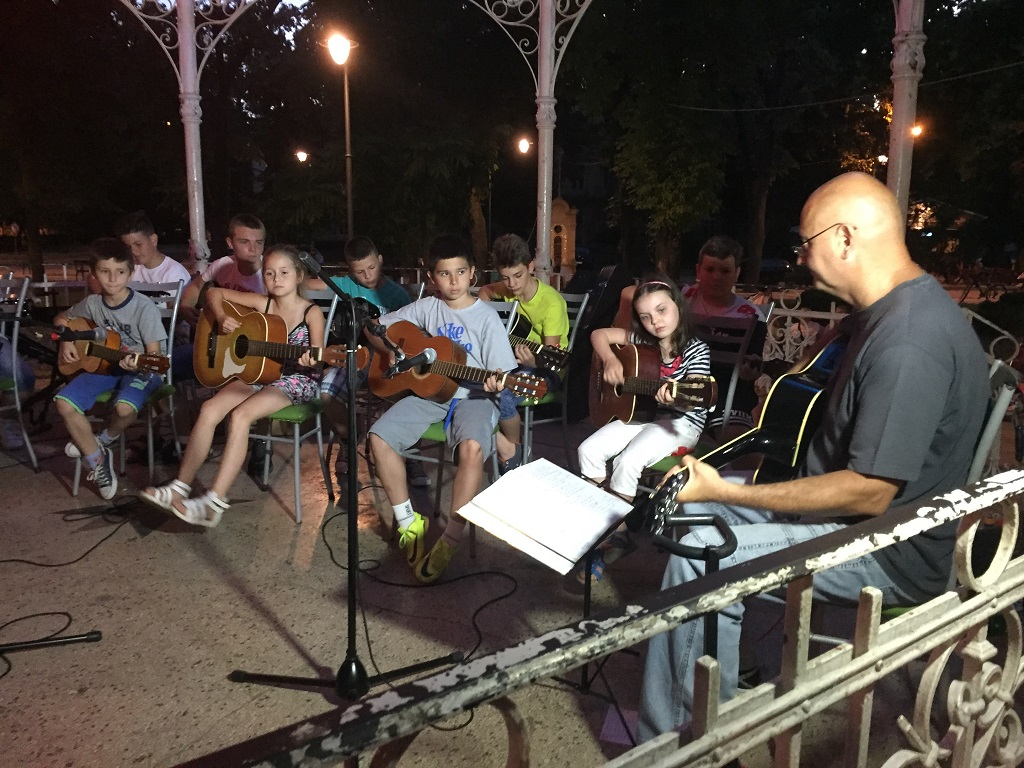 Koncert Gradski Park