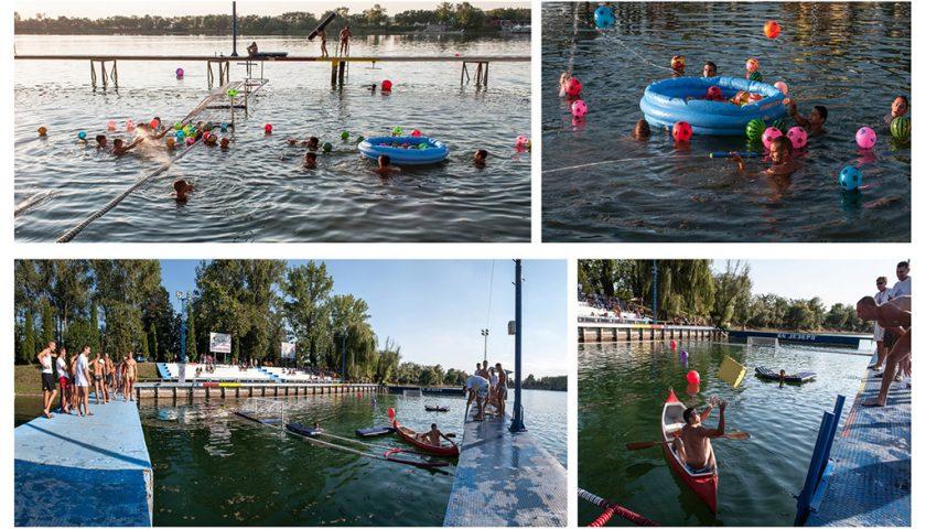 Igre na vodi 1