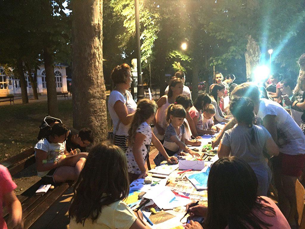 Kreativni četvrtak u Gradskom parku 1
