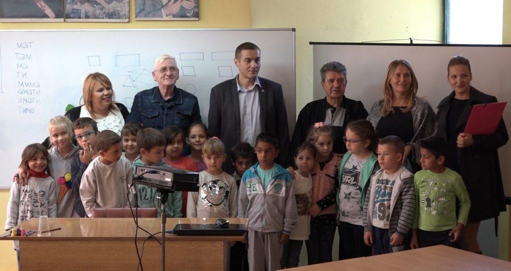 Darko Bogosavljevic obisao skole