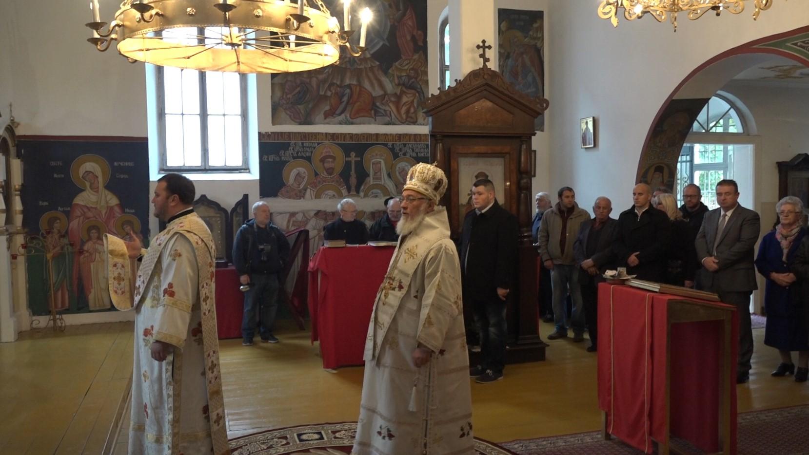 Vladika Nikanor u Beloj Crkvi