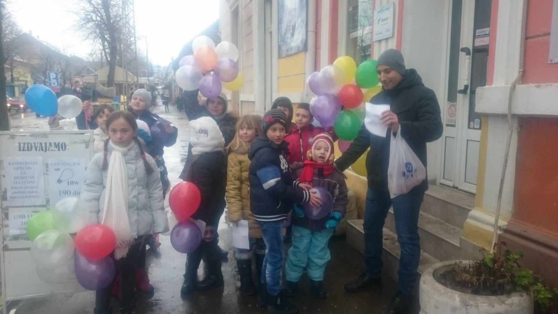 Skola Plus volonteri