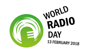 Svetski dan radija - logo