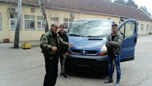 Dom Vera Radivojevic vozilo