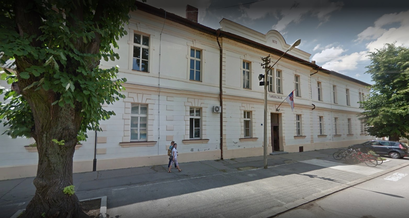 Belocrkvanska gimnazija i ekonomska skola