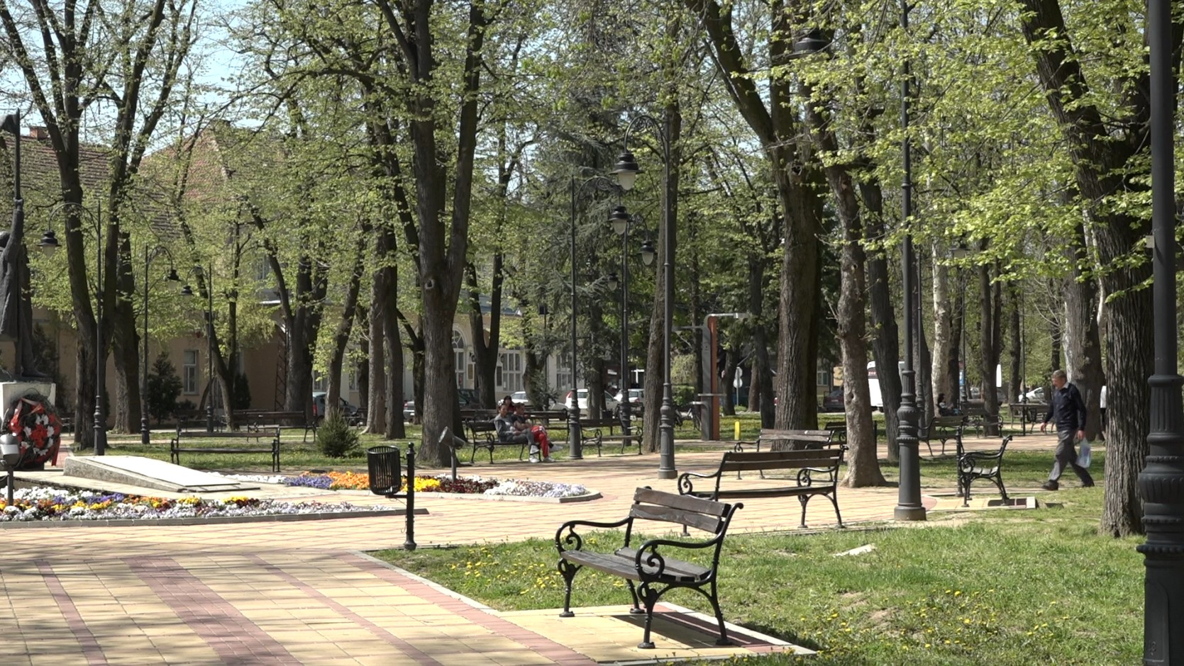 Gradski park Bela Crkva