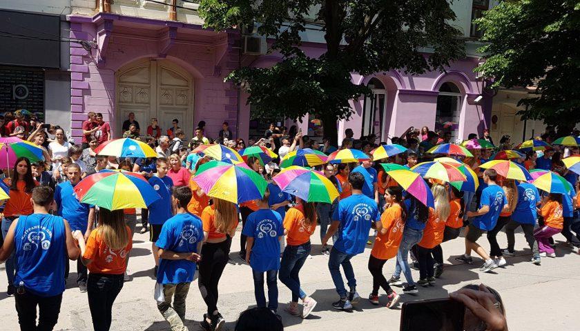 maturantski ples Bela Crkva
