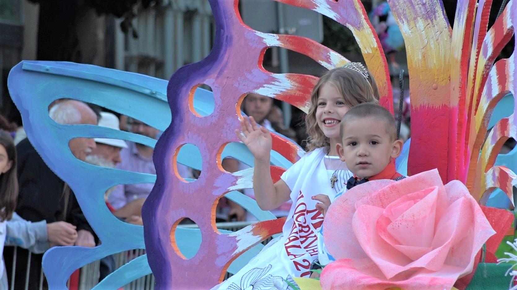 Mister klinac i Mis klinceza Belocrkvanskog karnevala