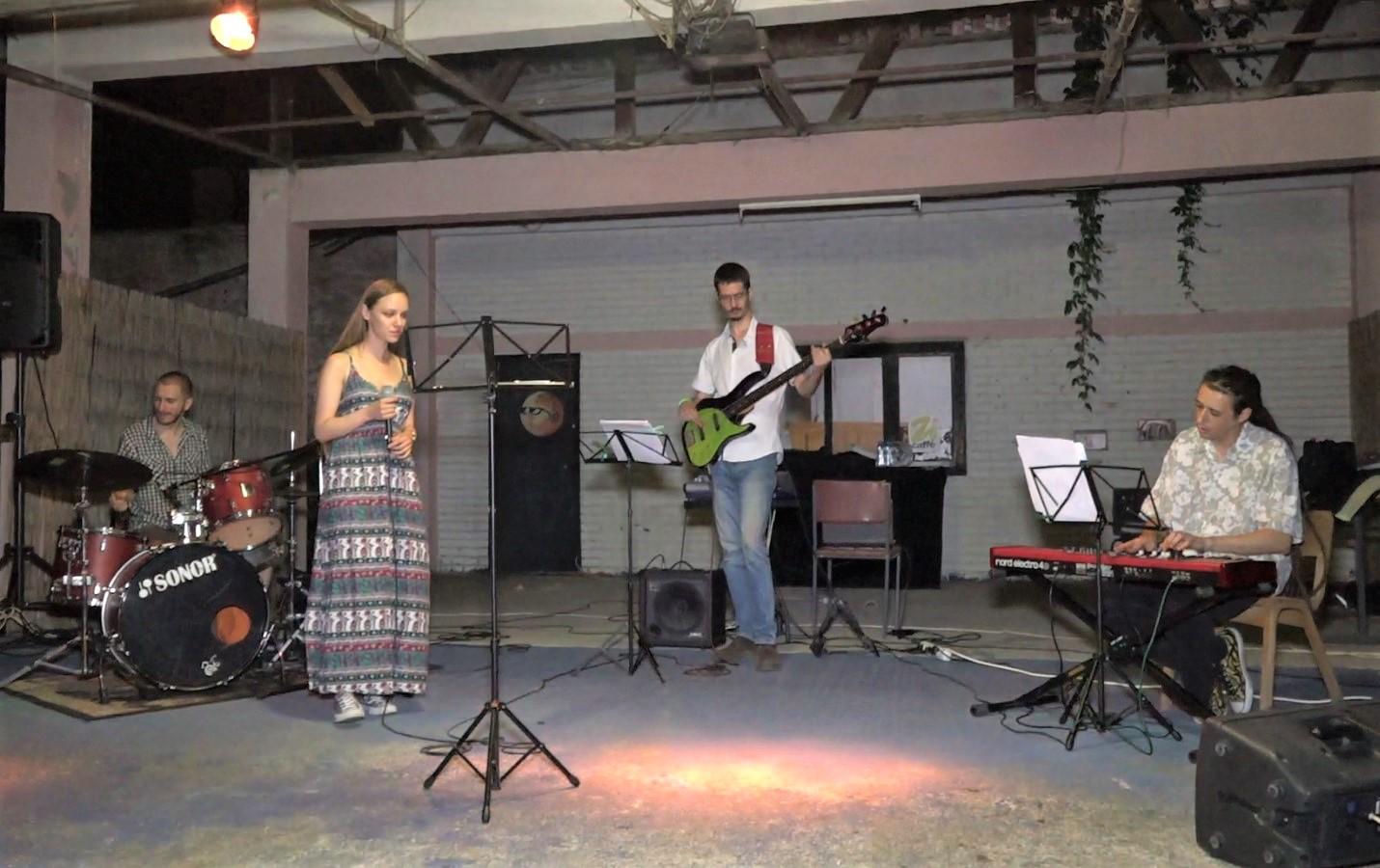 kvartet Ive Paunovic