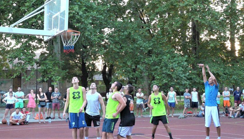 Basket 3na3 Bela Crkva