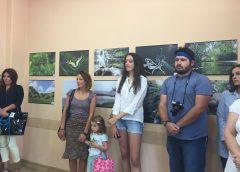 "Izložba ""Balkanski zeleni pojas"" u Omladinskom klubu (VIDEO)"