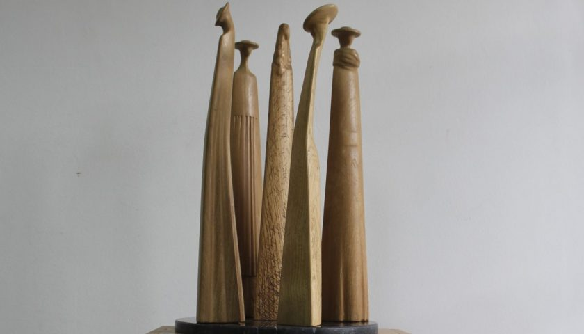 Skulptura Beogradske price