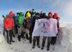 """Članovi planinarskog društva """"Karpati"""" i ove godine savladali Rtanj"""