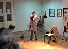 Publika se družila sa glumicom Jelicom Brestovac u Narodnoj biblioteci (VIDEO)