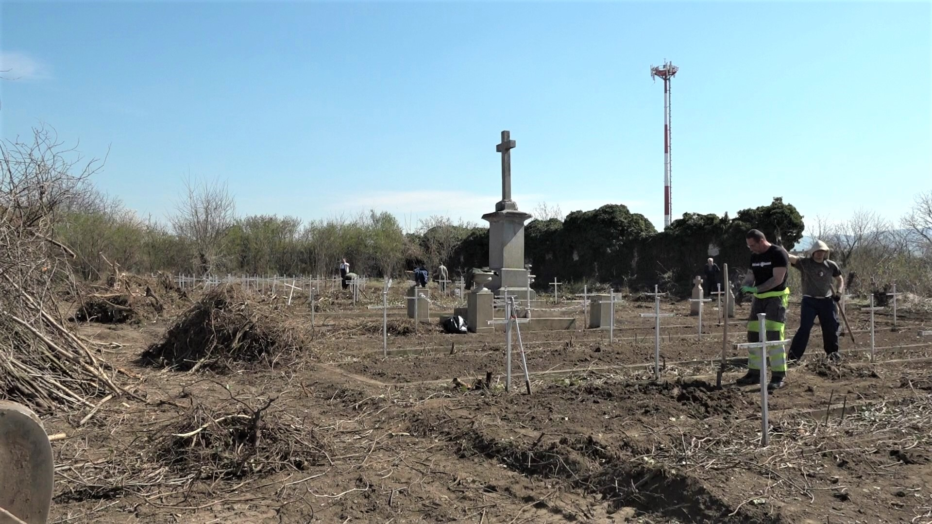 Vojno groblje Bela Crkva