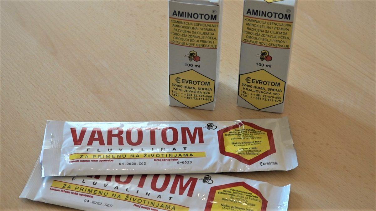 lekovi za pcele