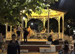 Koncert džez kvinteta Ive Paunović u Gradskom parku (VIDEO)