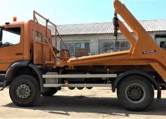 Komunalac nabavio još jedan kamion – autopodizač (VIDEO)