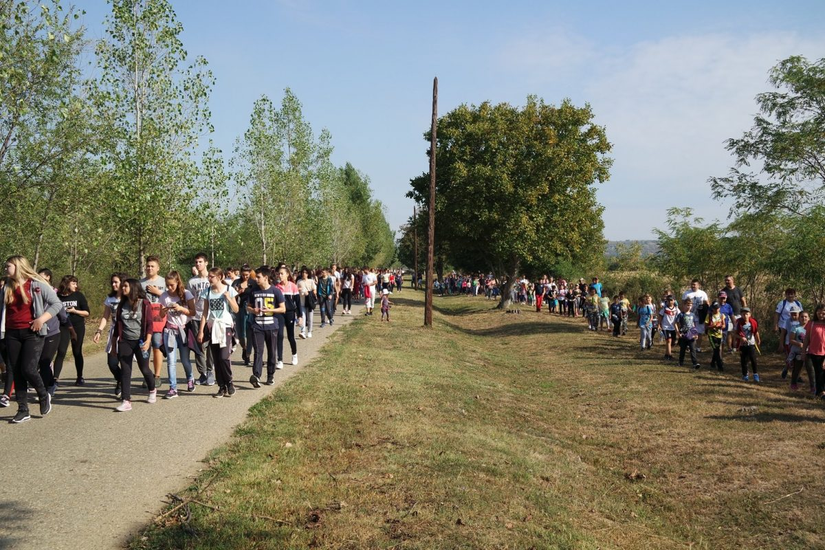 Dan pešačenja Bela Crkva