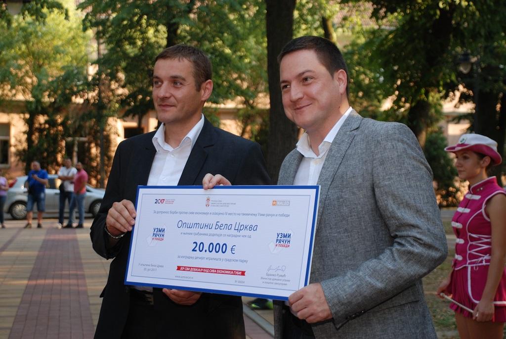 Branko Ružić i Darko Bogosavljević