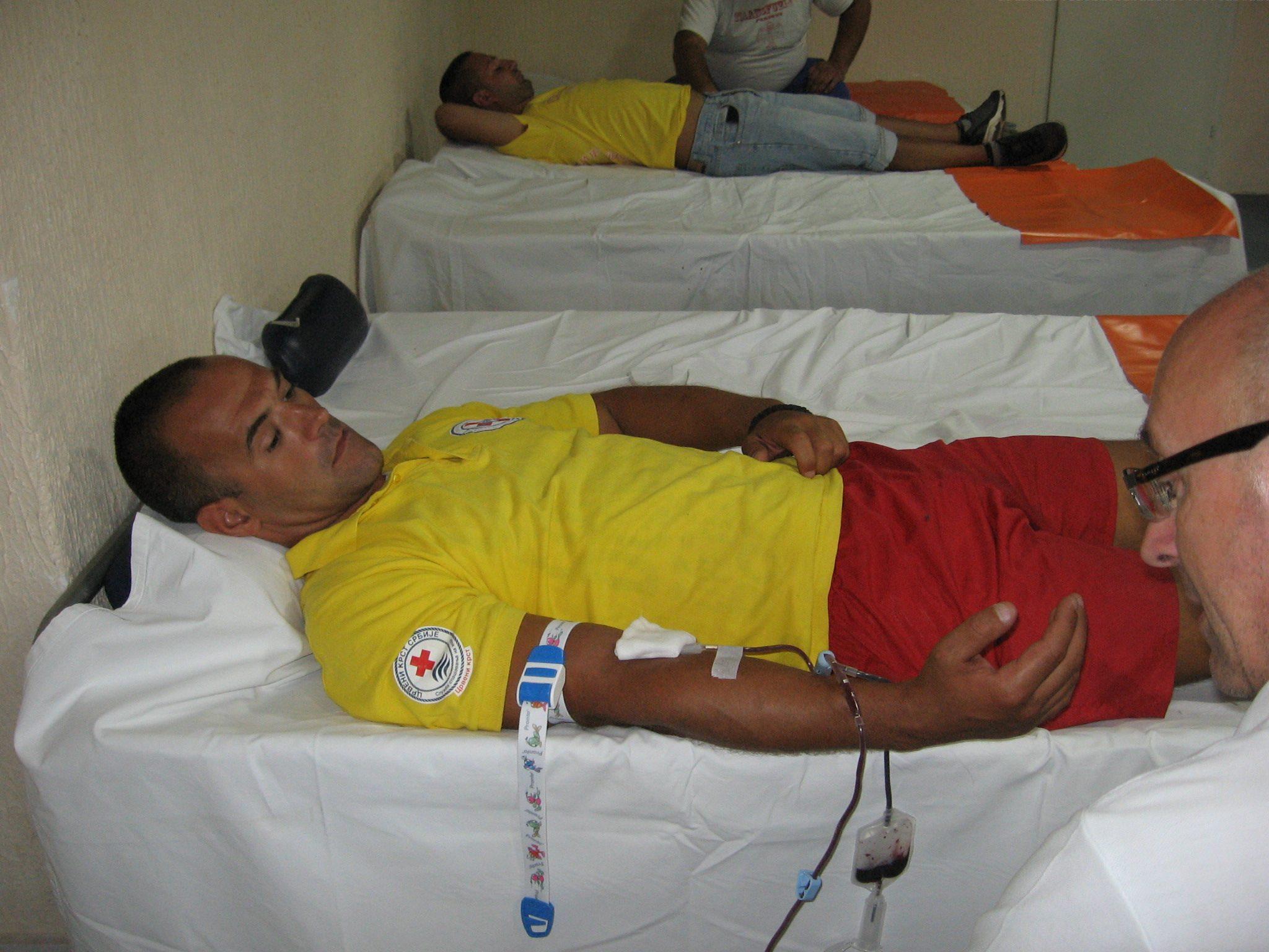 Davanje Krvi Bela Crkva 2