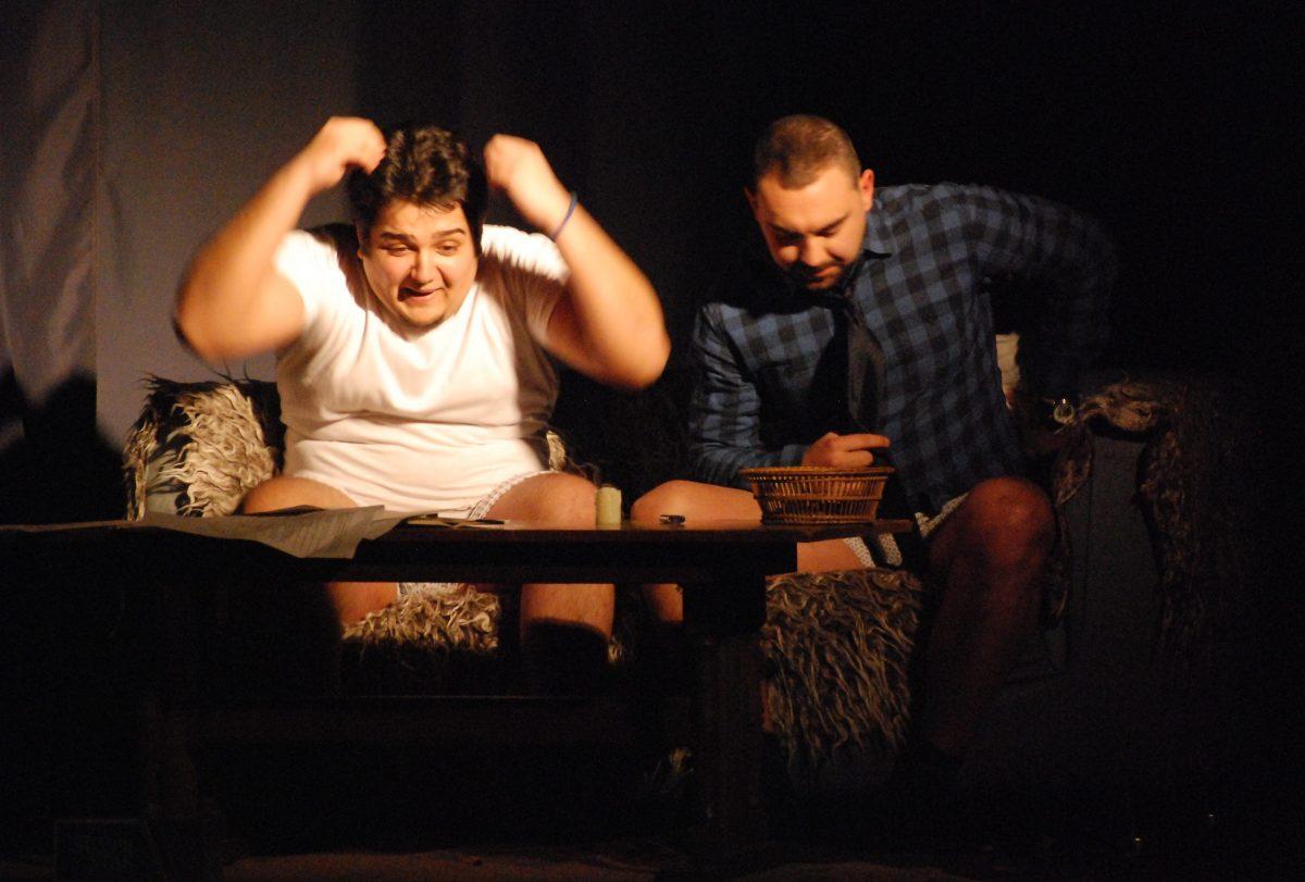 Belocrkvansko amatersko pozoriste predstava 1