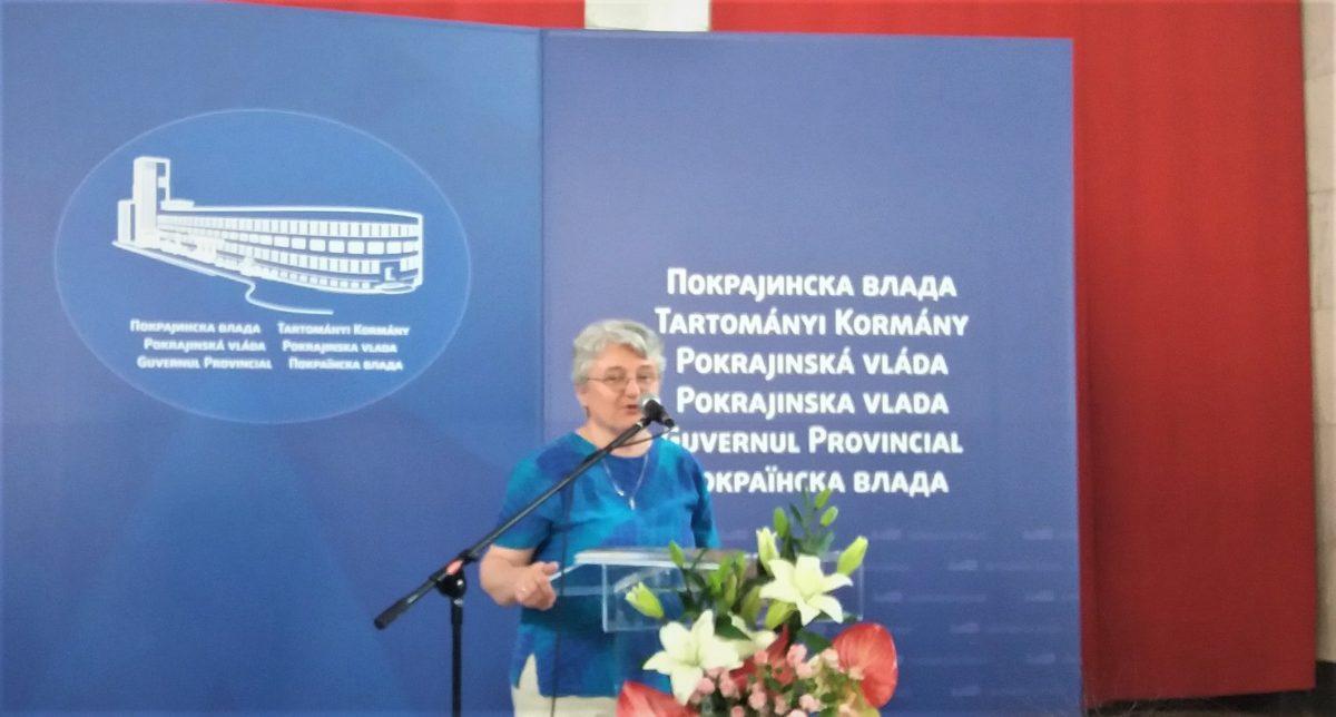 Milica Vitomirov Pokrajinska vlada Karas-Nera