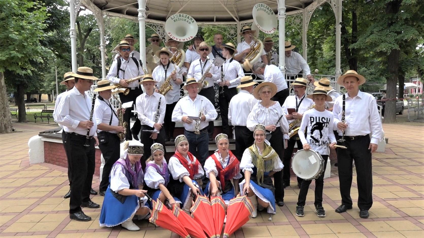 Pihalni orkestar Bežigrad