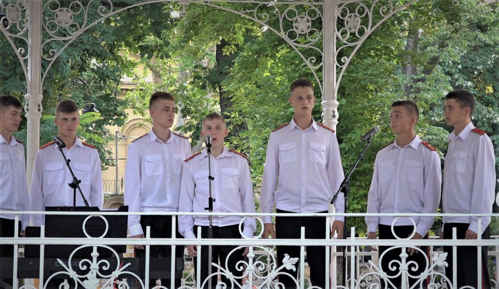 Ruski kadeti Bela Crkva